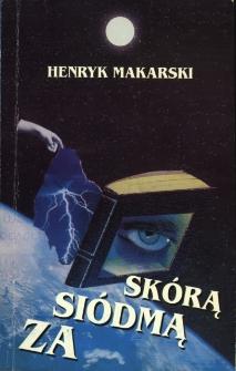 Za siódmą skórą : (wiersze 1965-1995)