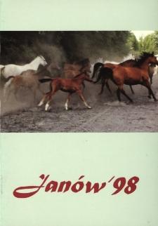 Janów '98 : 16 Ogólnopolski Plener Malarski : informator do wystawy poplenerowej