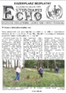 Echo Studzianki : kwartalnik Stowarzyszenia Rozwoju Miejscowości Studzianka R. 9 (2017) nr 2 (32)