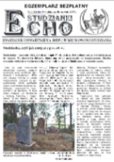 Echo Studzianki : kwartalnik Stowarzyszenia Rozwoju Miejscowości Studzianka R. 9 (2017) nr 3 (33)