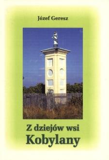 Z dziejów wsi Kobylany