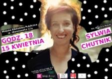 Plakat : [Inc.:] Dyskusyjny Klub Książki MBP w Białej Podlaskiej : Sylwia Chutnik