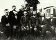 Członkowie Rady Gminy w Witulinie [fotografia]