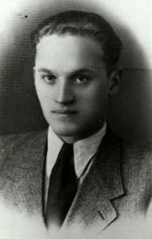 Ludwik Chmielewski leśniczy w Worońcu [fotografia]