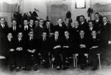 Pracownicy Urzędu Skarbowego w Białej Podlaskiej [fotografia]