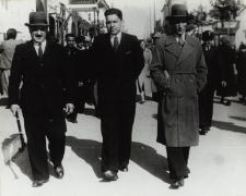 Pracownicy Urzędu Skarbowego w Białej Podlaskiej na Placu Wolności [fotografia]