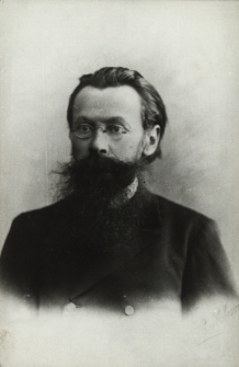 Adam Szymański polski pisarz, publicysta, zesłaniec na Syberię, ur. w Hruszniewie [fotografia]