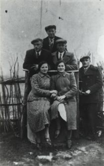 Mieszkańcy Konstantynowa i okolic [fotografia]