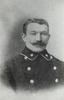 Paweł Żuk z Konstantynowa - urzędnik pocztowy w Białej Podlaskiej