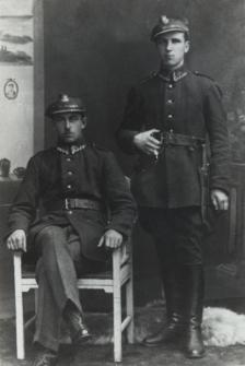 Żołnierze Wojska Polskiego [fotografia]