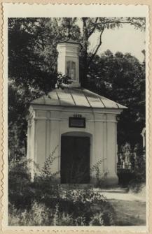 Kaplica na cmentarzu parafialnym w Białej Podlaskiej [fotografia]
