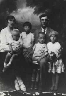 Rodzina Horbowców [fotografia]