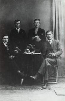 Mieszkańcy Konstantynowa [fotografia]
