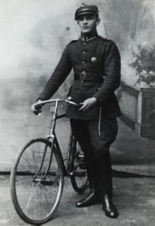 Żołnierz wojska polskiego mieszkaniec Konstantynowa [fotografia]