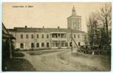 Gymnasium in Biala