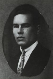 Kazimierz Iwanczewski jako uczeń [fotografia]