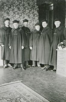 Pracownicy Sądu Okręgowego w Białej Podlaskiej [fotografia]
