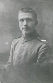 Jan Mironiuk żołnierz wojska polskiego [fotografia]