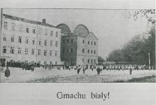Budynek Państwowego Seminarium Nauczycielskiego w Leśnej Podlaskiej [fotografia]