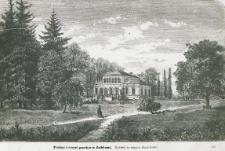Pałac i park w Jabłoniu [fotografia]