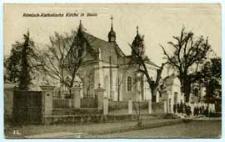 Römisch - Katholische Kirche in Biala