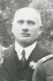 Jan Czerwiński dyrektor Podlaskiej Wytwórni Samolotów w latach 1926- 1932 [fotografia]