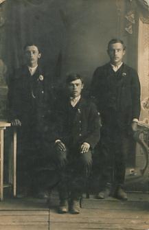 Mieszkańcy Zasiadek [fotografia]