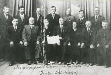 Stowarzyszenie b. Więźniów Politycznych PPS Frakcja Rewolucyjna w Białej Podlaskiej [fotografia]
