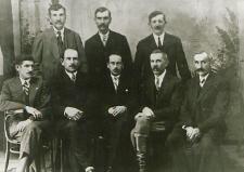 Członkowie Rady Miejskiej w Białej Podlaskiej [fotografia]
