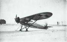 Samolot szkoleniowy [dokument ikonograficzny]