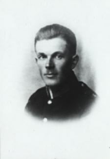 Wojciech Kot - pracownik Policji Państwowej w Białej Podlaskiej [fotografia]