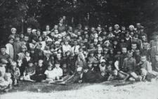 Dzieci na półkoloniach letnich w Białej Podlaskiej [fotografia]