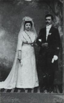 Fotografia ślubna Nicowskich z Białej Podlaskiej [fotografia]