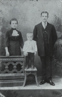Rodzina Rychterów z Białej Podlaskiej [fotografia]
