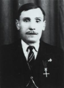 Aleksander Makarewicz z Białej Podlaskiej pracownik Fabryki Raabego[fotografia]