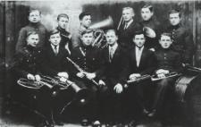 Orkiestra dęta w Janowie Podlaskim [fotografia]