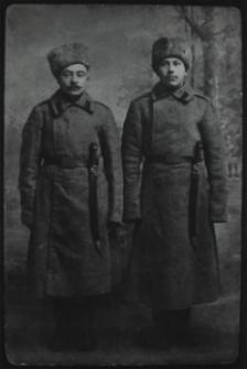 Polacy w wojsku carskim [fotografia]
