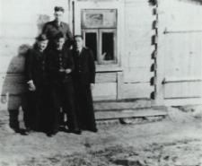 Członkowie Szarych Szeregów w Białej Podlaskiej [fotografia]