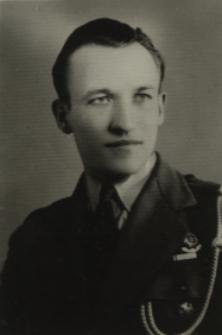 Komendant Hufca Harcerzy w Białej Podlaskiej - harcmistrz Stanisław Duński [fotografia]