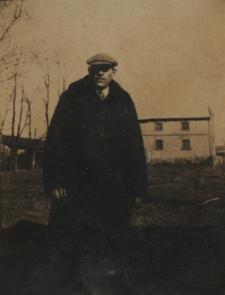 Władysław Zienkiewicz - zarządca w majątku Skibińskich - Patków Józefów [fotografia]