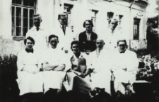 Personel Szpitala św. Karola Boromeusza w Białej Podlaskiej [fotografia]