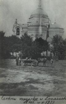 Cerkiew św. Kosmy i Damiana w Łomazach [fotografia]