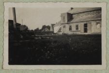 Budynek Straży Pożarnej w Białej Podlaskiej przy ul. Janowskiej [fotografia]