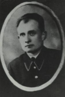 Pracownik sądu w Białej Podlaskiej - woźny p. Jarząbkowski [fotografia]