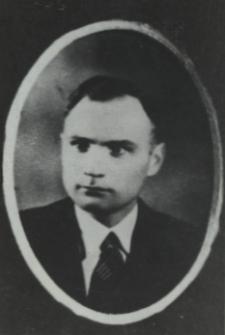 Pracownik sądu w Białej Podlaskiej - p. Olszewski [fotografia]