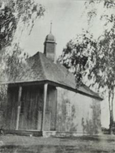 Nieistniejący meczet tatarski w Studziance [dokument ikonograficzny]
