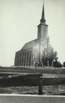 Kościół Przemienienia Pańskiego w Malowej Górze [fotografia]