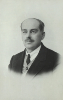 Sędzia Franciszek Kryński [fotografia]