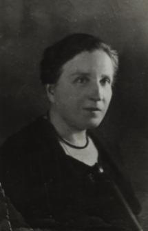 Helena Wędrychowska ostatnia właścicielka majątku w Witulinie [fotografia]
