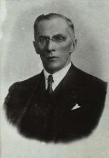 Bohdan Wędrychowski notariusz w Białej Podlaskiej - ostatni właściciel majątku w Witulinie [fotografia]